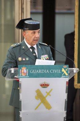 Fernando Santafé Soler, Mando de Operaciones de la Guardia Civil