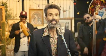 Pau Donés reaparece con Jarabe de Palo y  un emocionante himno vitalista de agradecimiento