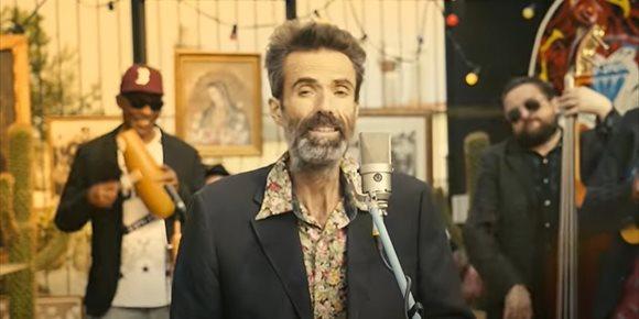 6. Pau Donés reaparece con Jarabe de Palo y  un emocionante himno vitalista de agradecimiento