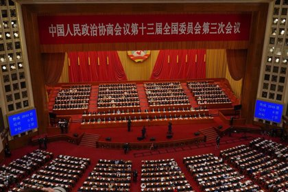 El Parlamento chino respalda la controvertida ley de seguridad nacional de Hong Kong