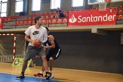 Pau Gasol y Banco Santander crean la primera academia de baloncesto 'online' gratuita