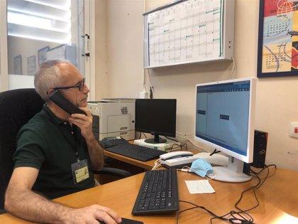 Pediatría del Hospital Macarena de Sevilla atiende más de 2.700 consultas telemáticas durante el estado de alarma