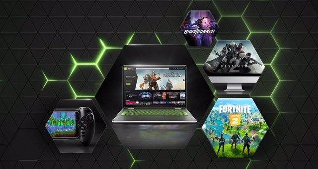 Nvidia GeForce NOW.