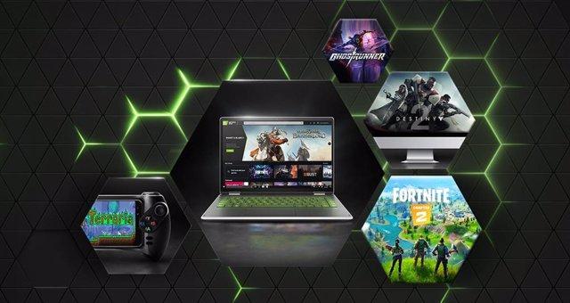 Nvidia GeForce NOW solo incluirá los videojuegos habilitados por los desarrollad