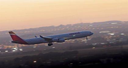 Iberia retomará parte de su programa con 388 vuelos semanales en julio y 718 en agosto