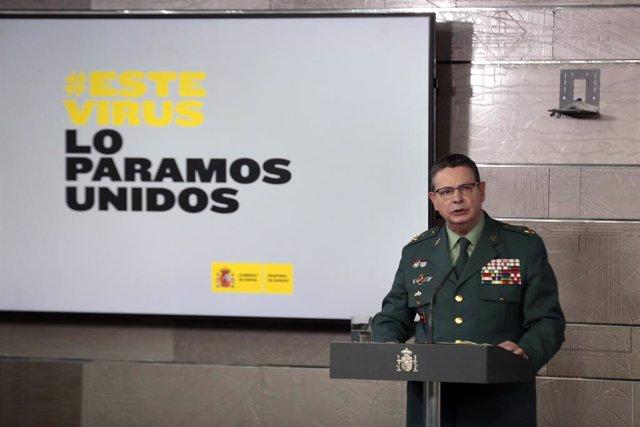 L'ex-DAO de la Guàrdia Civil Laurentino Ceña