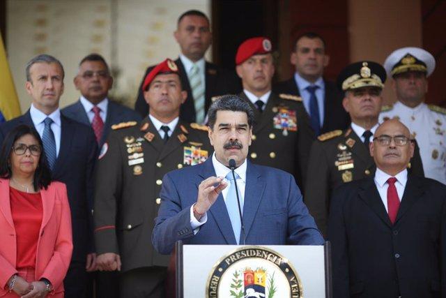 """Venezuela.- Maduro aclara que la gasolina importada de Irán no será gratis: """"La"""