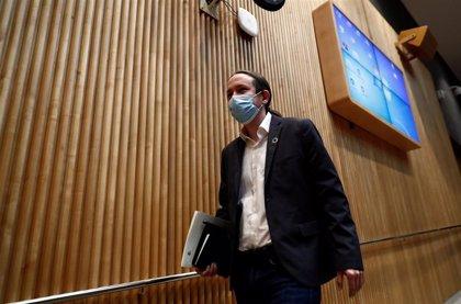 """Iglesias cree que los 'jordis' son """"unos demócratas"""" y se muestra dispuesto a negociar con Puigdemont"""
