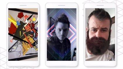 Instagram introduce filtros de realidad aumentada que reaccionan a la música