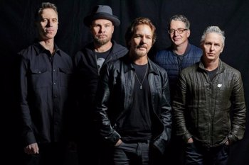 Foto: Pearl Jam, Mackelmore, Brandi Carlile o Dave Matthews, en un concierto benéfico en streaming contra el coronavirus