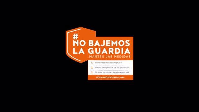 COMUNICADO: GAES y Maheso se suman a la campaña de responsabilidad social #NoBaj