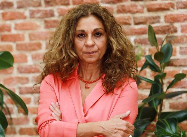 Lolita Flores, en una foto de archivo de Europa Press