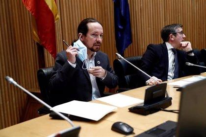 Alcoa.- Iglesias rechaza la vía de la nacionalización ante cualquier cierre de fábrica, tras plantearlo ERC y BNG