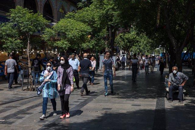Coronavirus.- Irán registra más de 2.200 infectados y 63 fallecidos en 24 horas