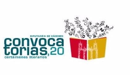 La Diputación de Cáceres reanuda los plazos para presentar trabajos a sus certámenes literarios