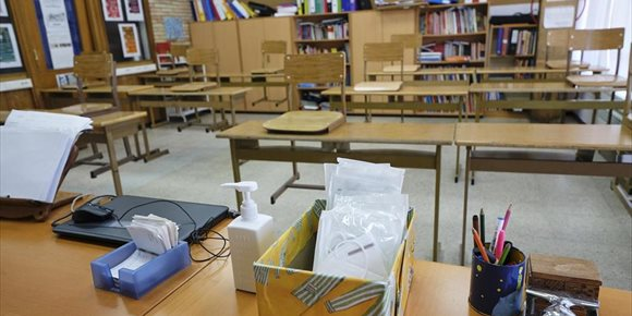 4. Educación publica las instrucciones para la vuelta parcial a las aulas