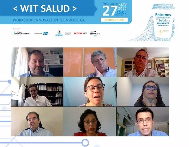 IV edición del Workshop de Innovación Tecnológica en Salud '#WITSalud'