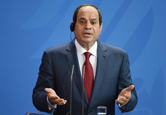 """Coronavirus.- Al Sisi pide """"solidaridad"""" a la población ante el coronavirus y re"""