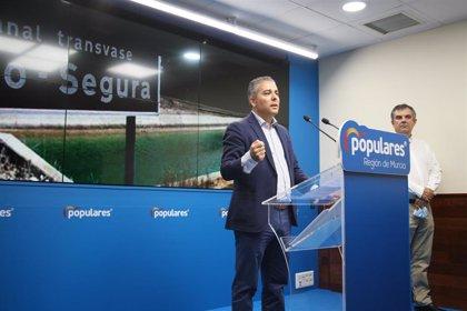 """PP: """"El Gobierno de Sánchez e Iglesias quiere asestar un nuevo hachazo al trasvase cediendo a presiones de Page"""""""