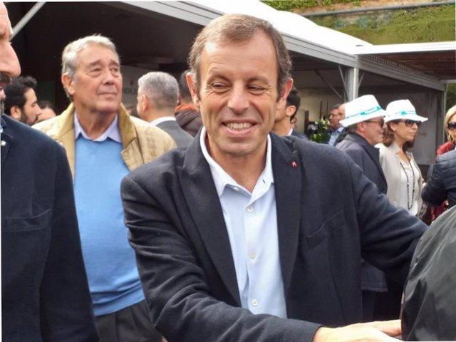 Sandro Rosell (arxiu)