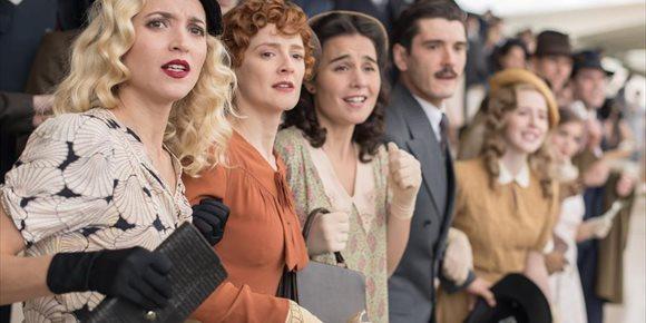 5. Netflix anuncia la fecha de estreno de la temporada final de 'Las Chicas del Cable'