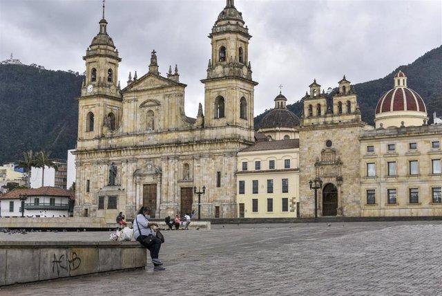 Plaza Simón Bolívar de Bogotá