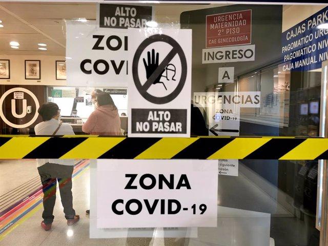 Coronavirus.- Chile registra su cifra más alta de muertes diarias y roza ya los