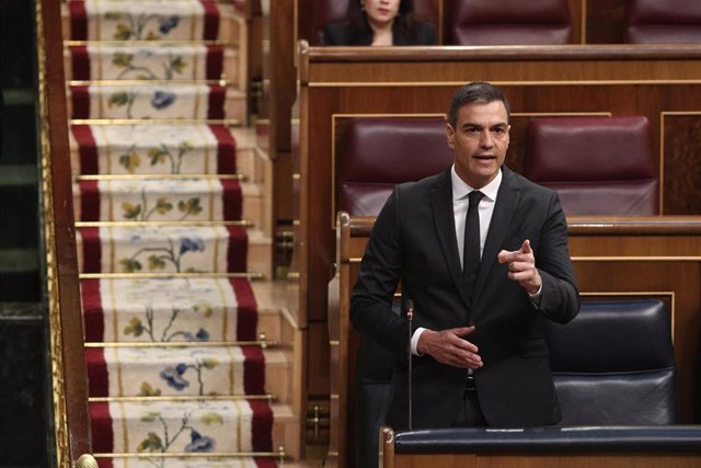 El president del Govern, Pedro Sánchez (Arxiu)