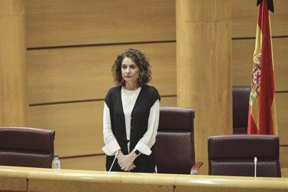 """Montero acusa al PP de intentar """"aprovechar la pandemia para tumbar al Gobierno"""""""