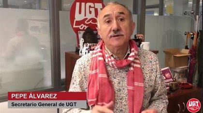 """Álvarez (UGT) asegura que seguirá trabajando para que Nissan no se vaya """"definitivamente"""" de Barcelona"""