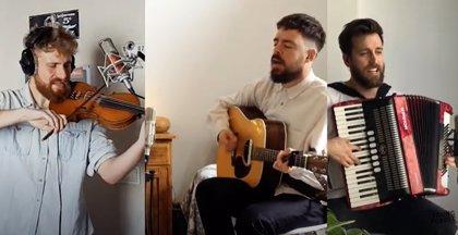 Young Forest presenta desde su casa su versión acústica de 'Fix You' de Coldplay