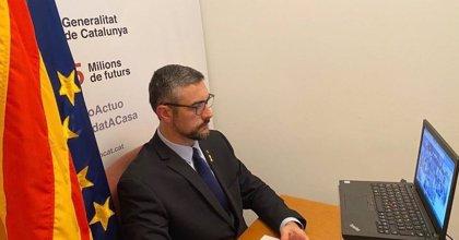 Solé pide al Gobierno descentralizar la gestión del fondo de reactivación de la CE