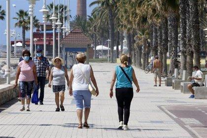 Las provincias de Málaga y Granada se sumarán el próximo lunes al resto de Andalucía en la Fase 2 de desescalada