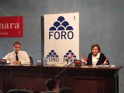 """Moriyón (Foro) anuncia medidas judiciales por """"irregularidades"""" de la anterior dirección y la expulsión de Pedro Leal"""