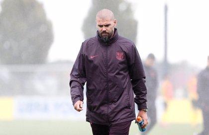 Víctor Valdés entrenará al Horta de Tercera División la próxima temporada