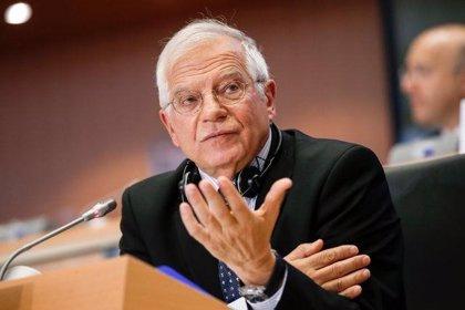 """Borrell señala el fondo europeo servirá para ayudar a las industrias y  """"nivelar el desequilibrio"""" entre países"""