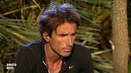 Hugo Sierra ve una conspiración contra él en 'Supervivientes' y Jorge Javier se enfada