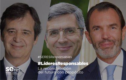 José Antonio López (Ericsson España) y Luis Maroto (Amadeus) abogan por digitalización y personas en la nueva normalidad