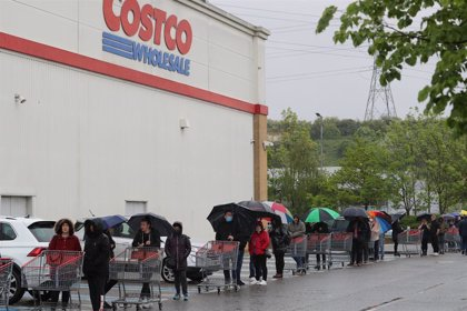 Costco reduce un 7,5% su beneficio trimestral por costes relacionados con la Covid-19