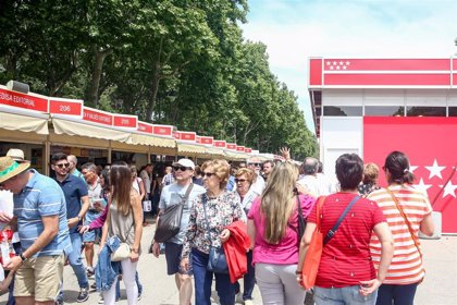 La Feria del Libro de Madrid, declarada de especial significación y de interés general
