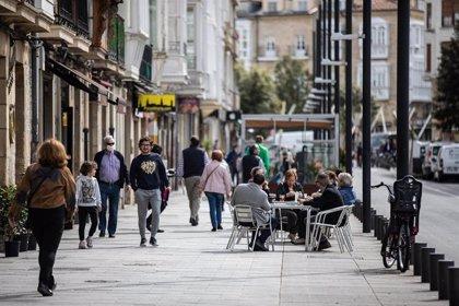 El 80% de los vascos cree que Euskadi ya está en crisis económica y ve al covid como principal preocupación