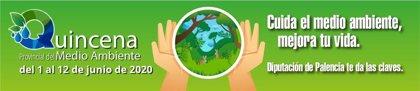 Diputación de Palencia se suma al Día del Medio Ambiente con la difusión de vídeos de contenido ambiental