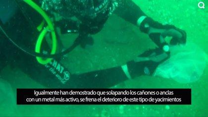 Fundación Descubre propone una ruta virtual por el Parque Cabo de Gata o un vídeo sobre arqueología subacuática