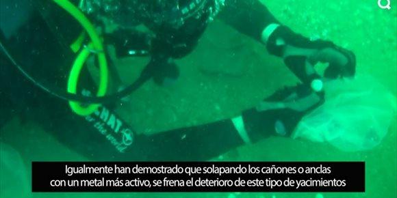 5. Fundación Descubre propone una ruta virtual por el Parque Cabo de Gata o un vídeo sobre arqueología subacuática