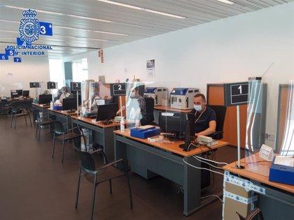 La Jefatura Superior de Policía de La Rioja reanuda la expedición del DNI y del pasaporte, el lunes 1 de junio
