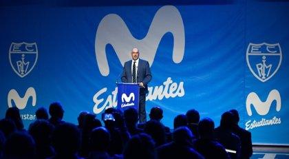 El Estudiantes seguirá contando con el respaldo de Movistar hasta 2025