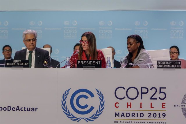 Clima.- La Cumbre del Clima de 2020 se celebrará finalmente del 1 al 12 de novie