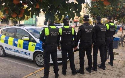 Desalojado un centenar de personas de una parcela de Utrera (Sevilla) donde celebraban una fiesta