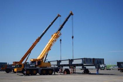 El Puerto de Tarragona se refuerza en la exportación de cargas especiales con Urssa