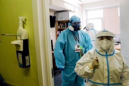 Rusia suma 8.572 casos y 232 muertos por coronavirus, su cifra más alta de fallecidos en un día